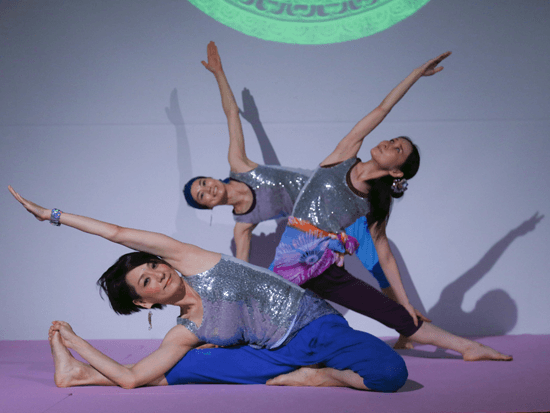 40周年祭ダンシングヨガ