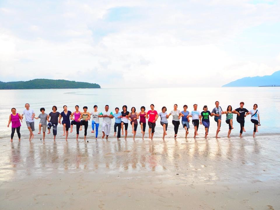 ランカウイ島(マレーシア)ヨガツアー