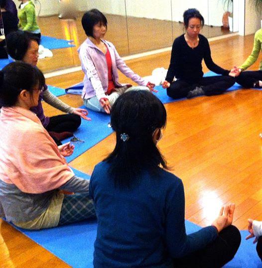 養成講座プログラム「瞑想体験」の感想