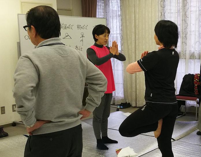 兵庫県鍼灸マッサージ師会様にて「ヨガ研修」をさせていただきます